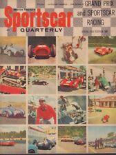 Sportscar Quarterly Magazine  Grand Prix Racing Spring 1959  022718nonr