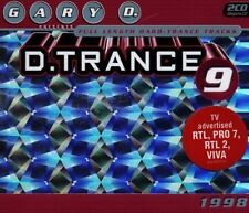 D. Trance 9 (1998) Gary D., Scoop, Absolom, Cocooma, Kay Cee, Plastic A.. [3 CD]