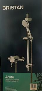 Bristan Acute Thermostatic Surface Mounted Shower Valve AE SHXAR C