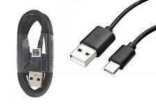 Original Datenkabel für alle Samsung Handys mit USB-C Anschluß Schwarz