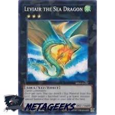 YUGIOH  Leviair The Sea Dragon  BP03-EN117 Shatterfoil 1st Edition