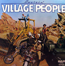 VILLAGE PEOPLE Cruisin' LP