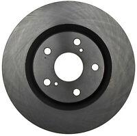 Disc Brake Rotor-Non-Coated Front ACDelco Advantage 18A2448A