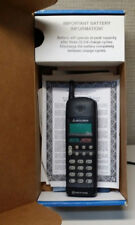 VINTAGE PORTABLE CELLULAR TELEPHONE MITSUBISHI AH-129 BELLSOUTH MOBILITY