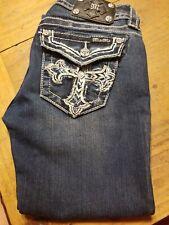 BRAND NEW MISS ME JEANS/CAPRI size 26 waist