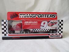 Matchbox Super Star 1992 Transporters NASCAR Melling Performance New #6108
