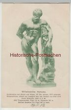 (83975) AK Herkules Skulptur, Kassel Wilhelmshöhe 1912