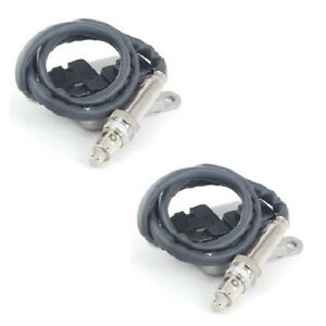 Front & Rear NOx Nitrogen Oxide Sensors x 2 Genuine for Mercedes Sprinter 2500