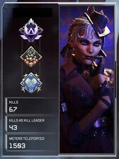 Apex Legends Boost | 20 Kill 4K Badge | Season 5 (READ DESCRIPTION)