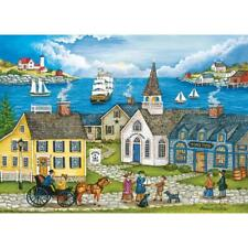 BONNIE WHITE GALLERY JIGSAW PUZZLE THE CAPTAIN'S GIFT 1000 PCS #38884