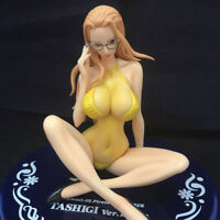 anime Kalifa yellow bikini sexy PVC figure figures doll toy figurine gift
