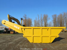 Greatbear 7-Cubic Yard Bedding Box Jobsite Soil Dirt Gravel Skiff bidadoo -New