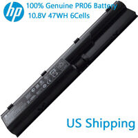 Genuine PR06 633805-001 Battery for HP Probook 4530s 4330s 4430s 4440S 4540S OEM