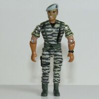 "Lanard The Corps Hammer     3.75"" Inch Vintage Action Figure  1980's"