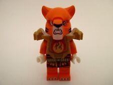 LEGO MINIFIG Legends of Chima TORMAK Orange Outfit (loc073) Set 70146