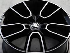 4x ORIGINAL SKODA VW OCTAVIA 18 ZOLL 5E0601025
