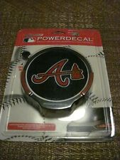 "Rico Industries CAR ""Window LED Power Decal"" Atlanta Braves  New / New Batteries"