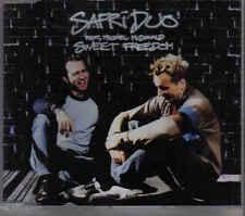 Safri Duo feat Michael McDonald-Sweet Freedom cd maxi single