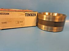 Timken 563DC#3 Precision Tapered Roller Bearing Double Cup w/ Locking Pin Hole