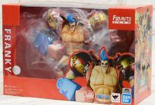 Bandai Giappone Figuarts Zero One Piece Iron Man Franky Figura 200mm