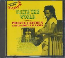 CD Prince Linclin & The Royal Rasses - Unite The World