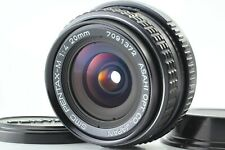 [Mint] SMC Pentax-M 20mm f/4 Ultra Wide Angle Lens For K PK from JAPAN #017