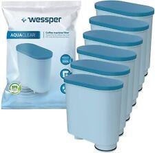 6x Wessper Wasserfilter kompatibel mit Philips AquaClean CA6903 CA6903 CA6903