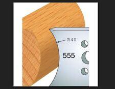Axcaliber Coppia di coltelli profilo - 555