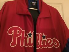 Phillies Majestic Authentic New With Tags Jacket 2XL