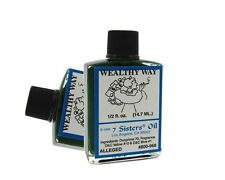 Wealthy Way Oil by 7 Sisters of New Orleans - 14.7ML