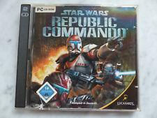 Star Wars: Republic Commando (PC, 2007, Jewelcase)