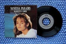 VANESSA PARADIS / SP POLYDOR 887 640 - 7 / Verso 3 * / 1988 ( F )