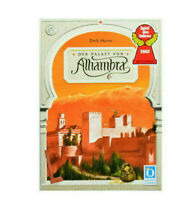 Der Palast von Alhambra Brettspiel Gesellschaftsspiel Dirk Henn