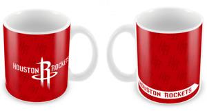 Houston Rockets Mug Basketball NBA Logo Mug - Red - New