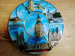 London Souvenir Wall Plaque