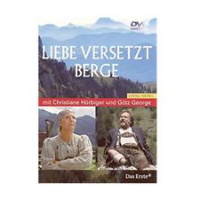 LIEBE VERSETZT BERGE / 2 x DVD - FILM 1 + 2 / DER GROSSE HEIMATFILM GÖTZ GEORGE
