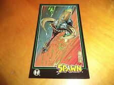 Heads Up! # 88 - 1995 Wildstorm Spawn Widevision Base Trading Card