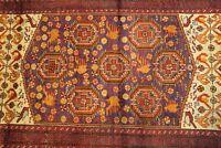 Authentic  Wool RNRN-158 2'7'' x 4'7'' Persian Balooch Rug