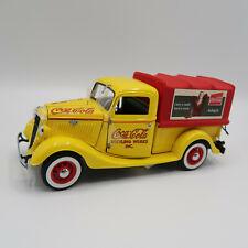 Danbury Mint 1935 CocaCola Delivery Truck 1:24 die cast metal vehicle New