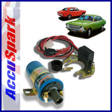 Datsun Cherry 1970- 1979 AccuSpark Electronic ignition kit + Coil