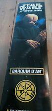 """Star Wars 12"""" 30 cm personaje cantina Band: Barquin d 'an (episodio IV) Artículo nuevo"""