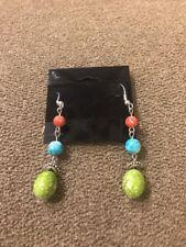"""Toned Earrings $29(Dc) Premier Designs """"Citrus"""" Silver"""