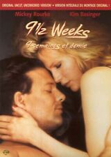 9 1/2 WEEKS (KEEPCASE) (ORIGINAL UNCUT, UNCENSORED VERSION!) (WIDESCREEN/F (DVD)