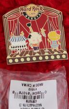 Hard Rock Cafe Pin LE 150 NAGOYA Mascot on Stage Ebizabeth Kanaecchi Danamo logo