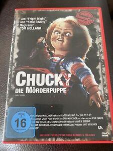 Chucky, die Mörderpuppe HorrorCult Uncut DVD