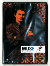 DVD ★ MUSE - BIOGRAPHIE , INTERVIEW , DISCOGRAPHIE ★ NEUF SOUS CELLO