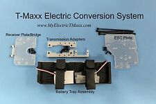 TMC1 T-Maxx Electric Conversion  tmaxx emaxx traxxas