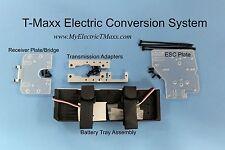 TMC1 T-Maxx Electric Conversion  tmaxx emaxx traxxas