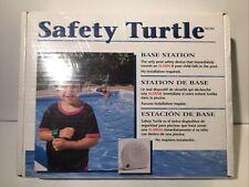 Pool Alarm System Base Station Safety Turtle - Child Pet Safety *Nib*