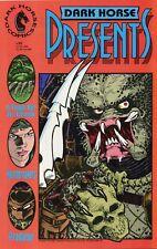 Dark Horse Presents #35 Predator Comic Book VF+ 8.5 Dark Horse 1989